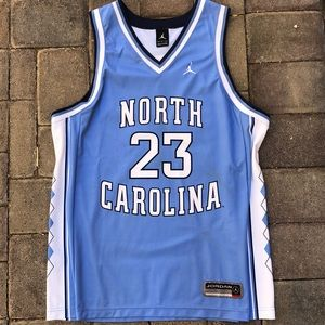 "Jordan ""NC Tar Heels"" Jersey"
